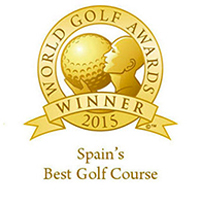 Spains Best golf course 2015