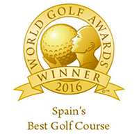 Spains Best golf course 2016