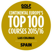 Europes Top 100 courses