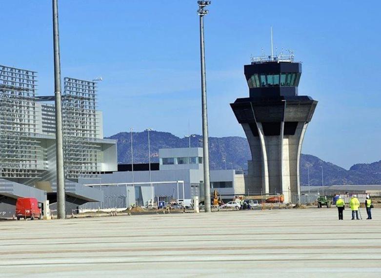 Corvera airport 03 Las Colinas