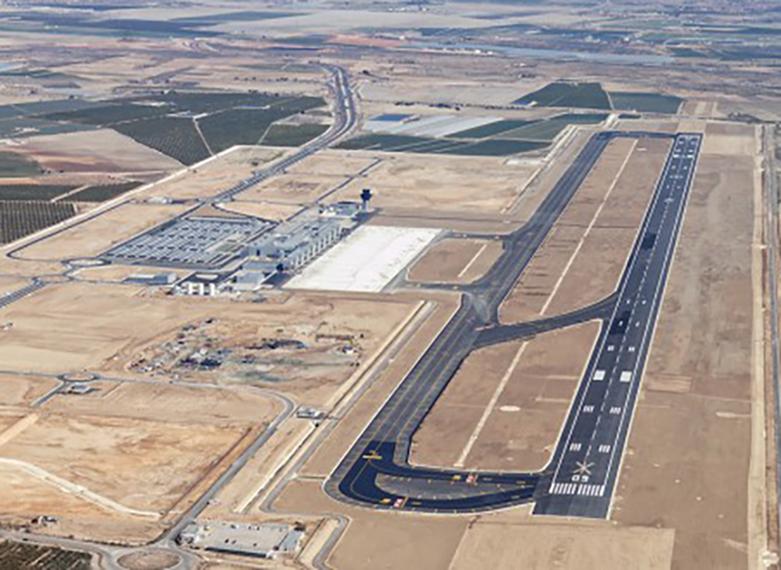Corvera airport 08 Las Colinas