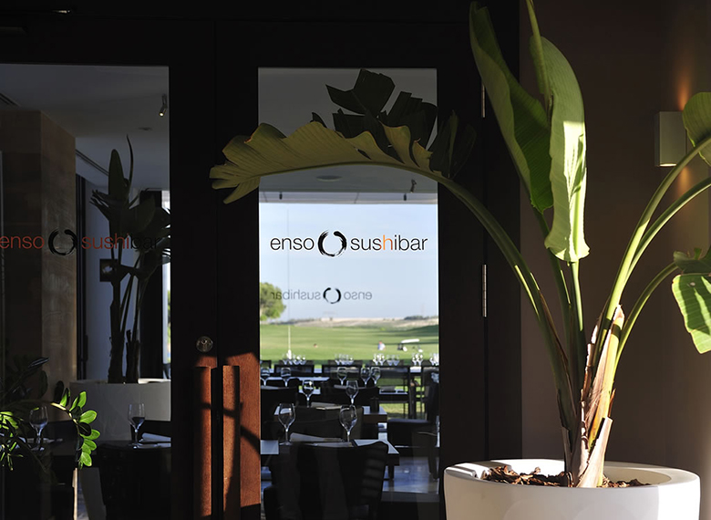 Enso sushi bar 03 Las Colinas Golf and Country Club