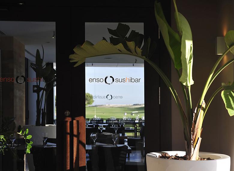 Enso sushi bar 03 Las Colinas Golf and Country Club