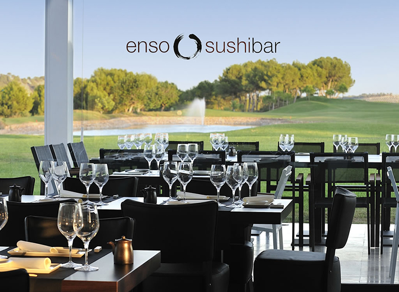 Enso sushi bar 04 Las Colinas Golf and Country Club