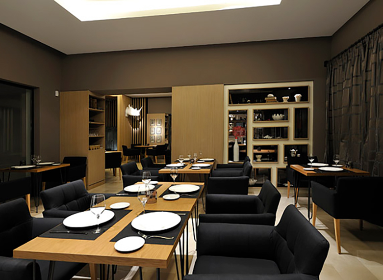 UNiK Cafe 03 Las Colinas Golf
