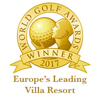 Europes Leading Villa Resort 2017 Las Colinas Golf
