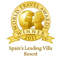Spains leading villa resort 2017 Las Colinas Golf