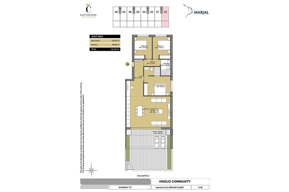 hinojo apartments 01 Las Colinas
