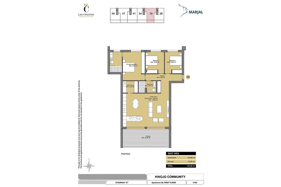 hinojo apartments 04 Las Colinas