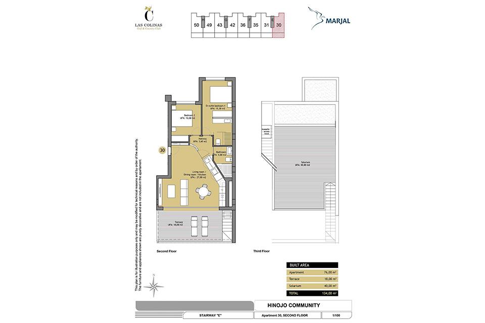 hinojo apartments 05 Las Colinas