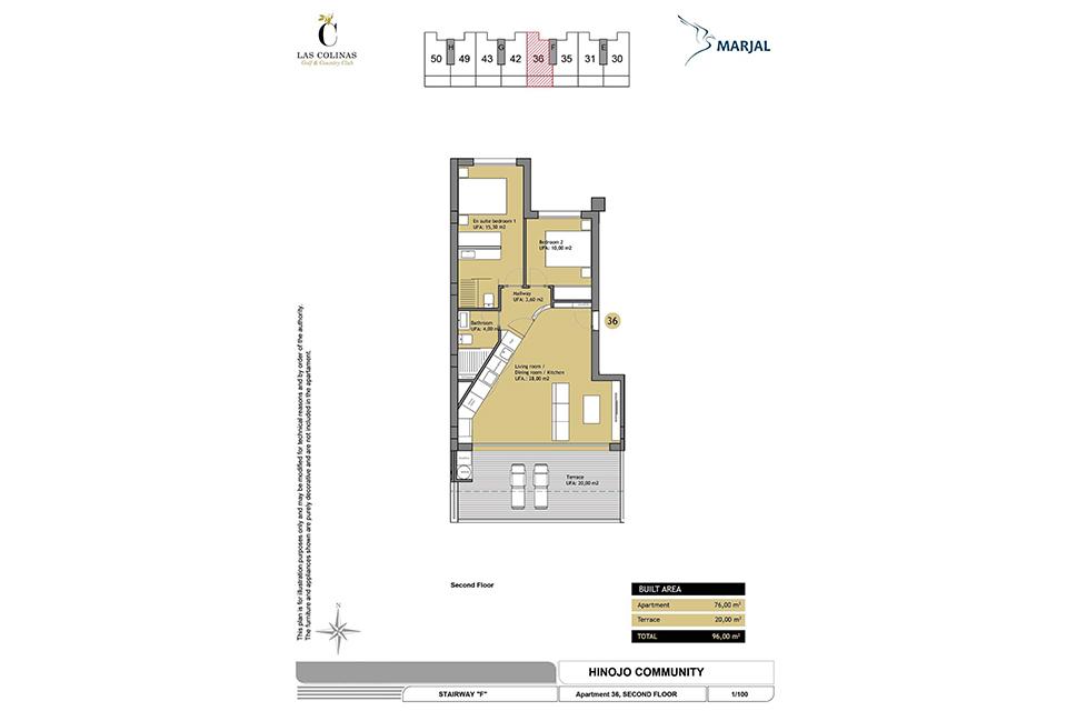 hinojo apartments 11 Las Colinas