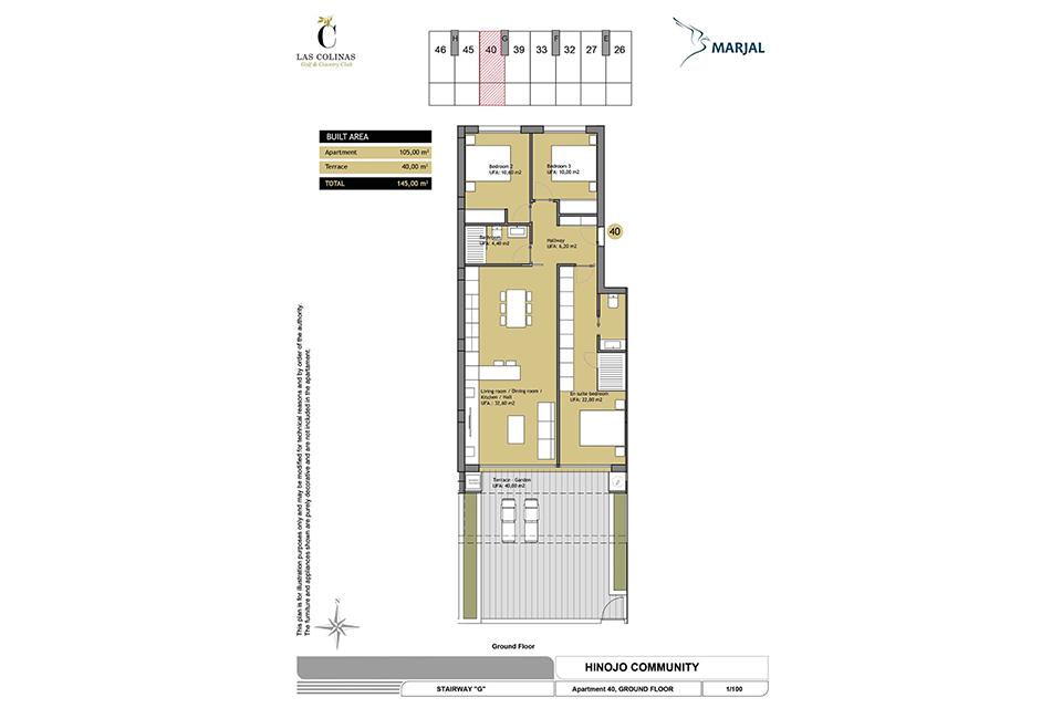 hinojo apartments 15 Las Colinas