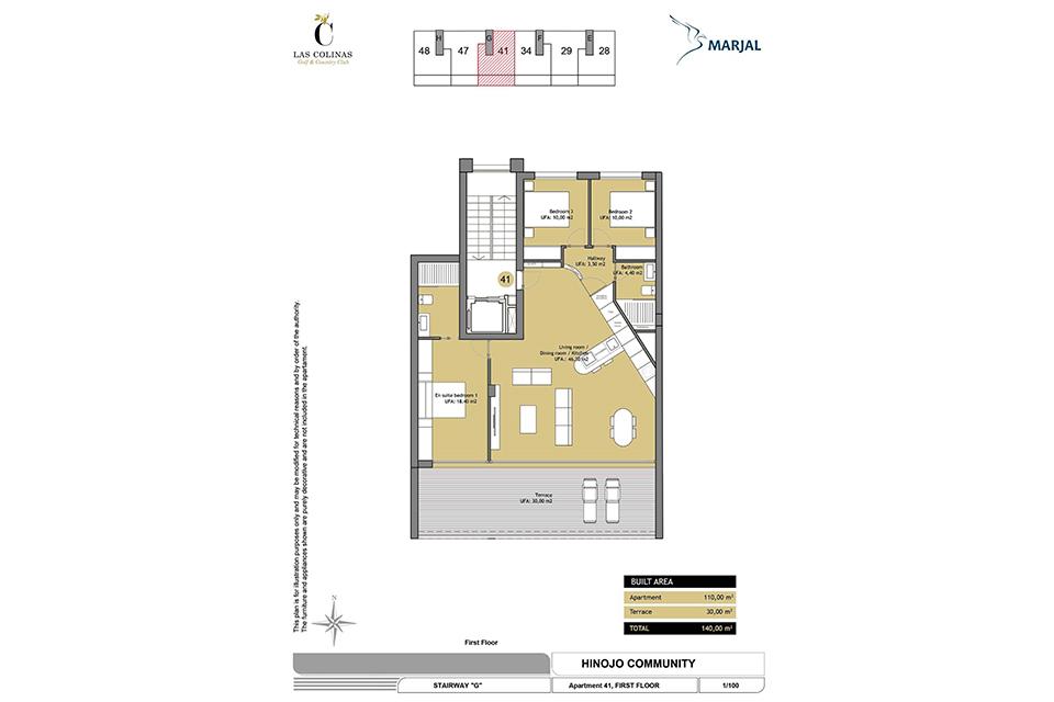 hinojo apartments 16 Las Colinas