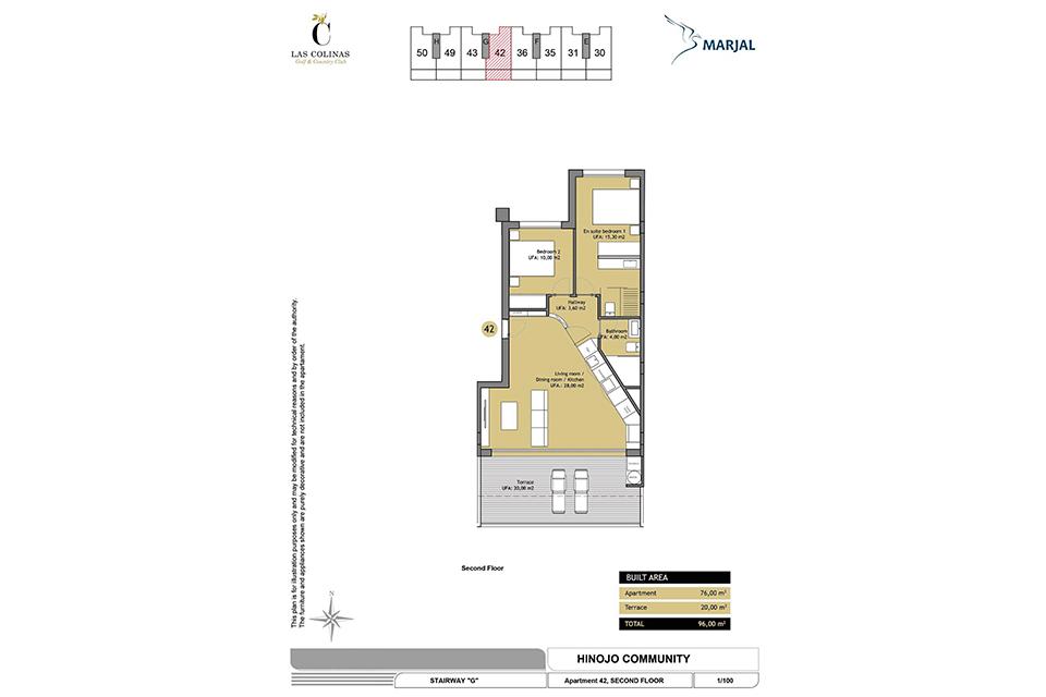 hinojo apartments 17 Las Colinas