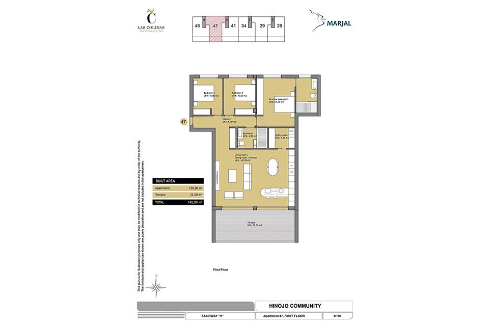 hinojo apartments 22 Las Colinas